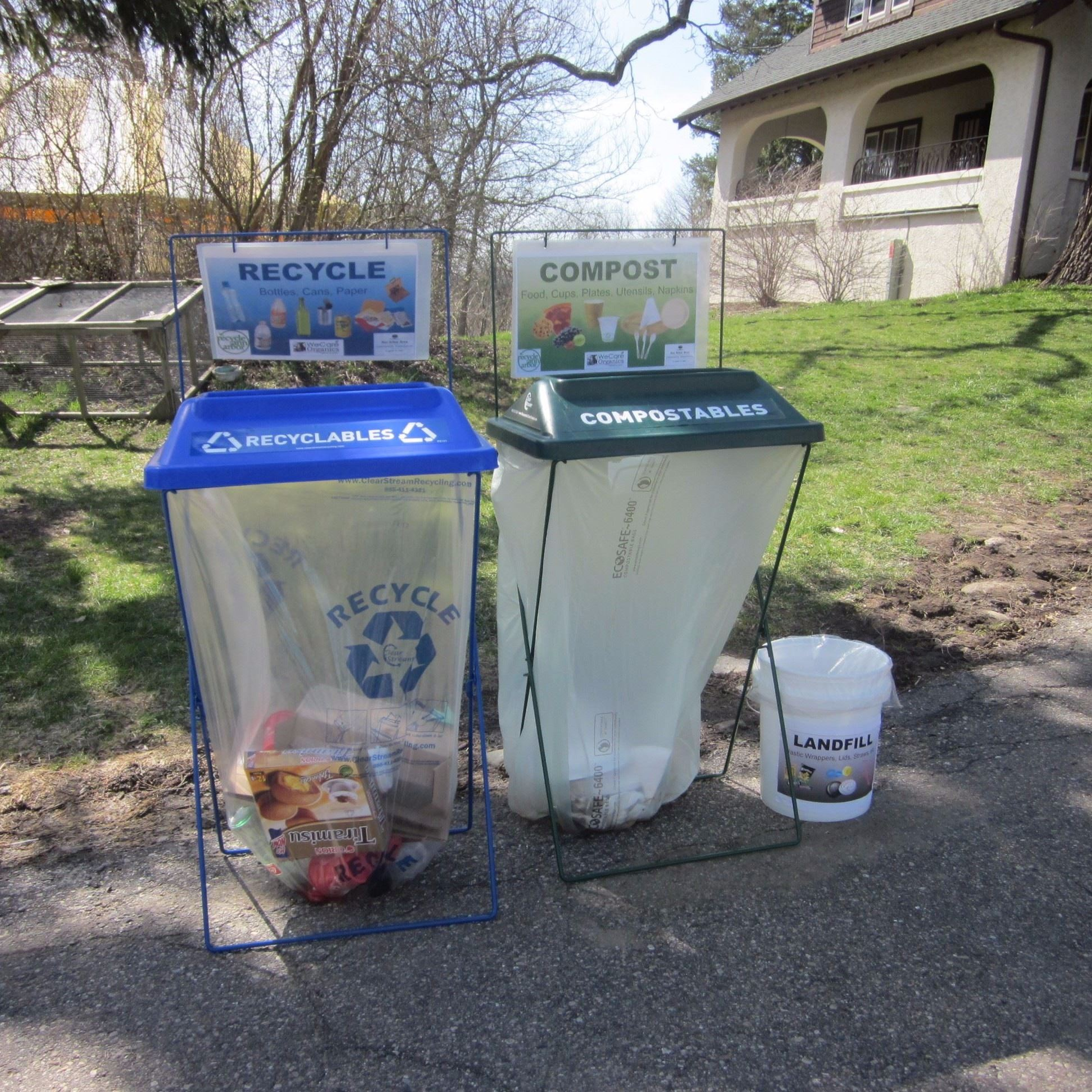 Zero Waste Collection Station
