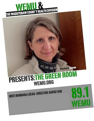 WEMU Green Room with Barabara Lucas picture